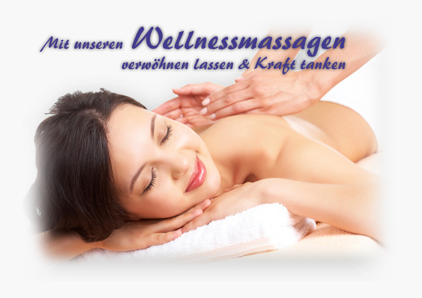 Wellnessmassagen
